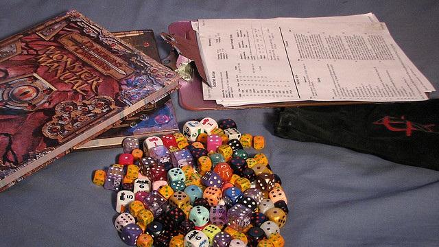Acessórios de RPG