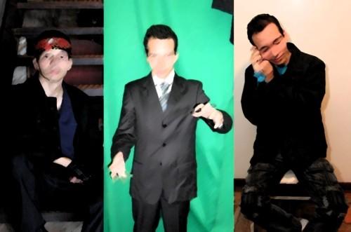 Personagens de Live-Action