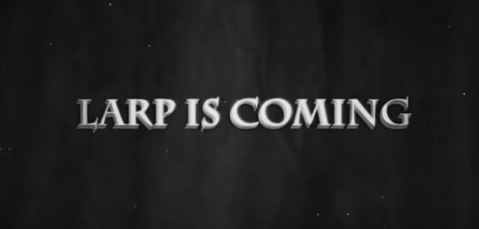 Realm of LARP: sangue, magia, espadas e lágrimas