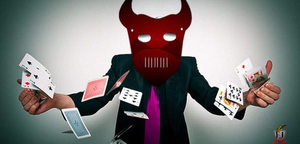 [OFF-TOPIC]: POKER COM O DIABO