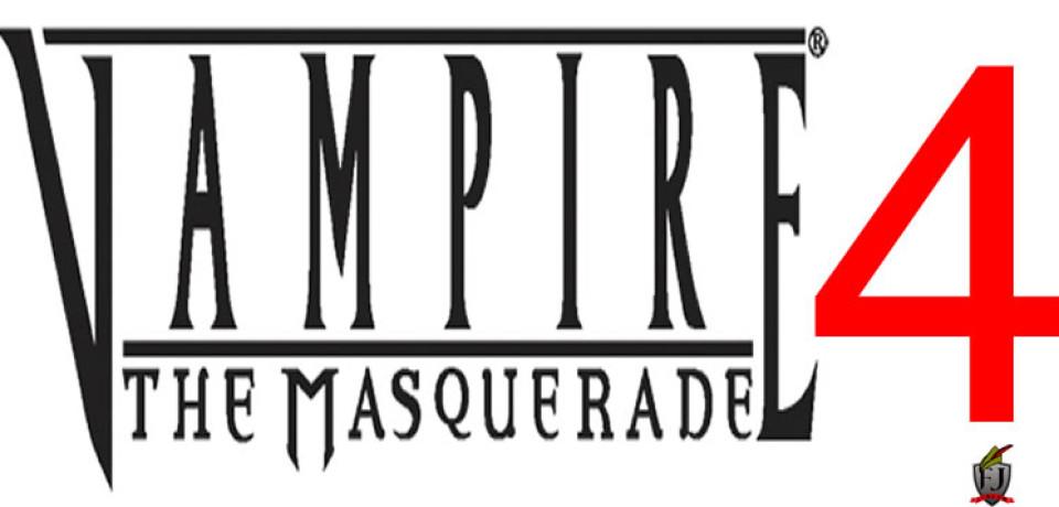 Vampiro: A Máscara 4ª edição – TEORIAS (PARTE 1)