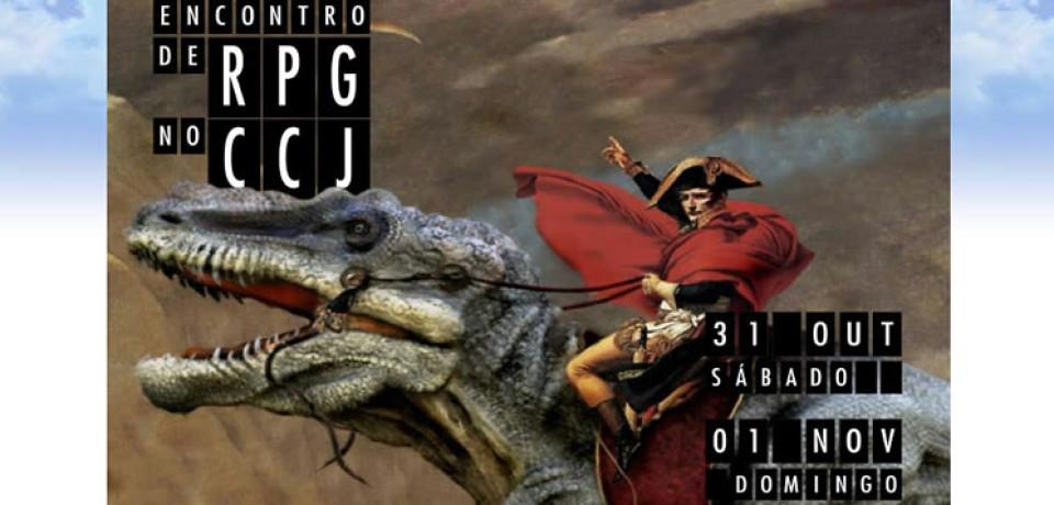 SÃO PAULO EM JOGO: Live Action, RPG e muito mais