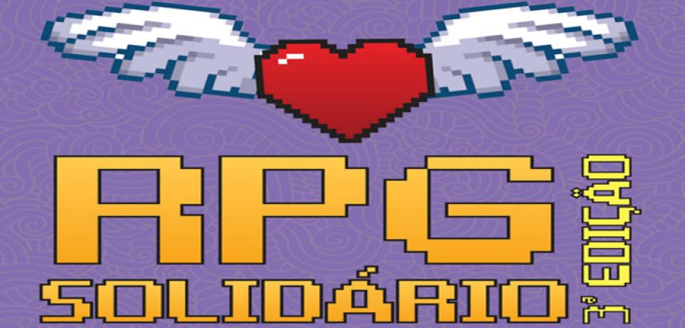 RPG Solidário: paixão, doação e entrega – ENTREVISTA