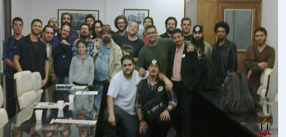 UM DIA HISTÓRICO: Fórum Paulista de RPG