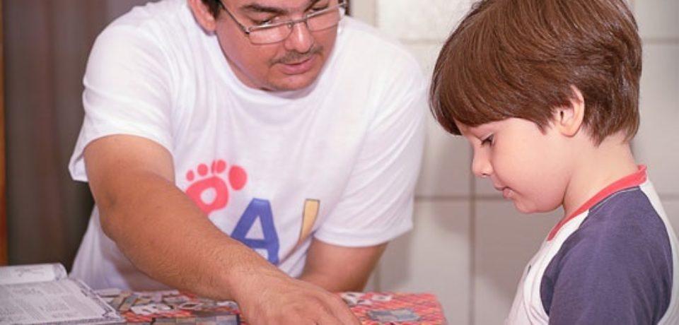 7 motivos para jogar RPG e boardgames com seu pai